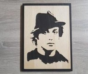 Portrait Sylvester Stalone