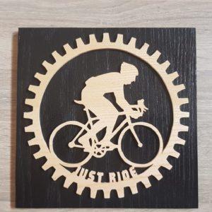 Décoration Cycliste