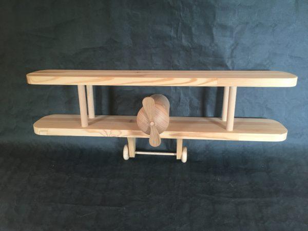 Étagère en bois enfant