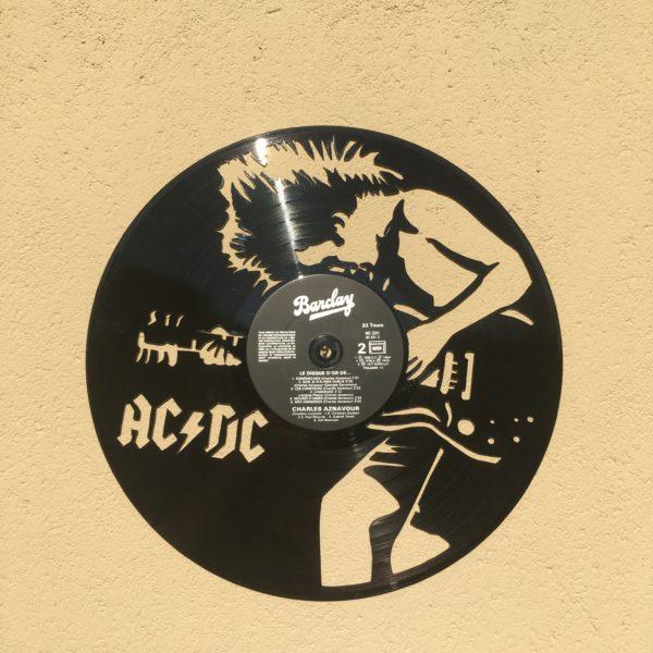 Vinyle AC/DC