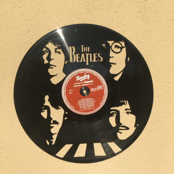Vinyle Beatles