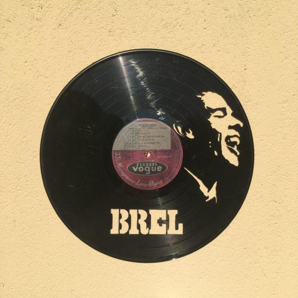 Vinyle Jacques Brel