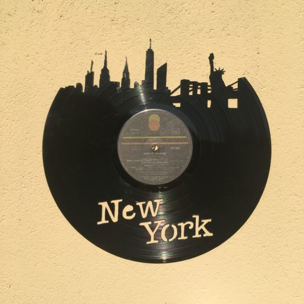 Vinyle New York