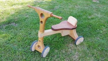 Porteur Trotteur en bois