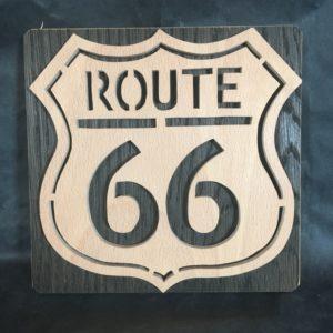 Décoration route 66
