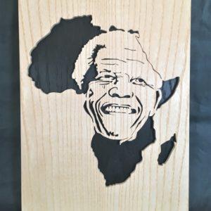 Portrait Mandela