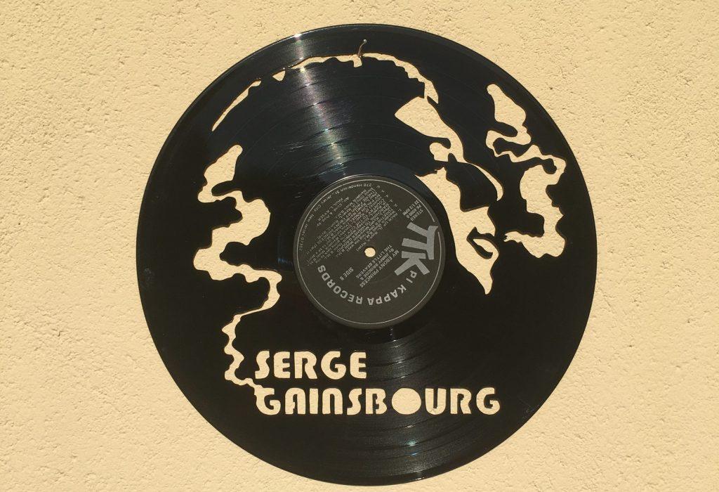 Vinyle Serge Gainsbourg